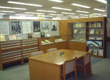 渋谷定輔文庫の写真